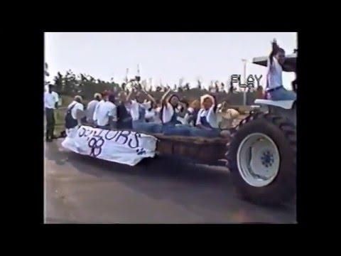 Pine Grove High School Class of 1998 Senior Video