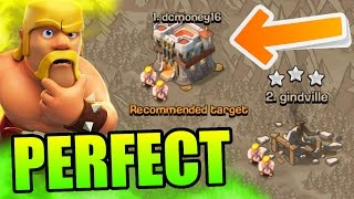 Clash Of Clans - THE PERFECT CLAN WAR!?! - Heart Wrenching Live Attack CoC 2016!