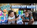 Download HOW TO MAKE DIPPIN' DOTS AT HOME with the FROZEN DOT MAKER!!!  Flashback Week #5
