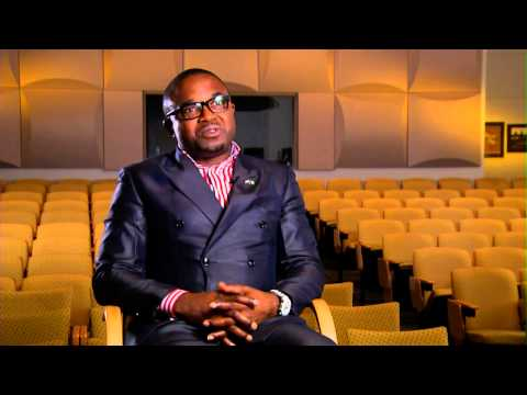 Obi Emelonye Interview at the PCC Cascade Festival of African Films