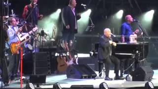 Billy Joel Longest Time & Half A Mile Away