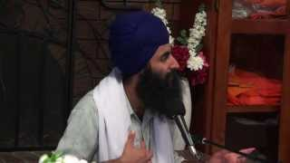 Bhai Sukha Singh UK Australia Tour - Singh Sabha Taigum 08.09.12 Saturday Night Divaan Part 2