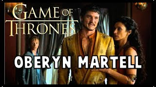 Oberyn Martell Before the Books (ASOIAF History)