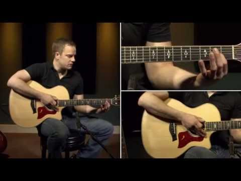 how to teach guitar strumming