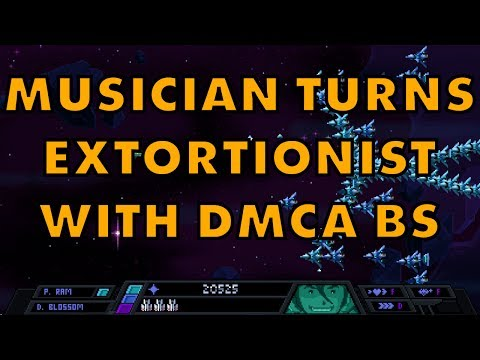 Composer Files Tons of Spurious DMCA Takedowns For Extortion Purposes