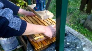 Соковыжималка своими руками из стиральной машины ч2