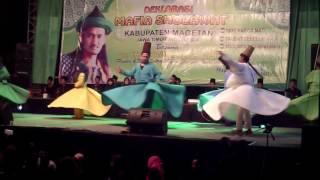 Video Konser Deklarasi Mafia Sholawat Magetan semut ireng + Sufi perform download MP3, 3GP, MP4, WEBM, AVI, FLV Juni 2018