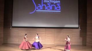 Michigan Sahana | Achyutam Keshavam Krishna Damodaram