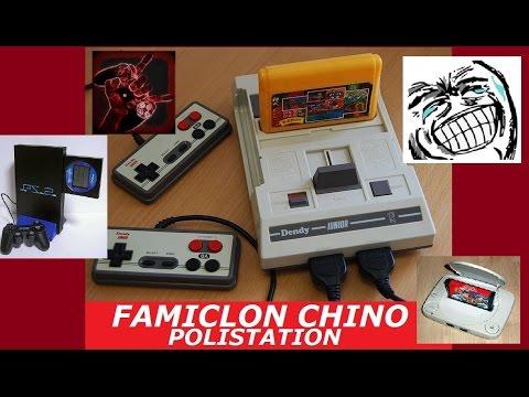 Famiclon Coleccion De Consolas Y Juegos Family Computer Youtube