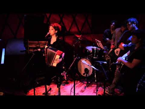 Mira Stroika at Rockwood Music Hall, NYC