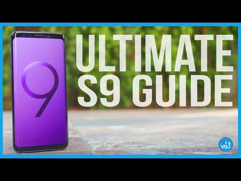 Galaxy S9 Tips, Tricks, Features and Secrets - The Ultimate Guide [200 Tips]