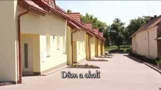 Prodej novostavby řadového domu 5+kk ve Zruči u Plzně