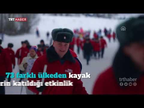 Rusya 36. Kayak Pisti etkinliği