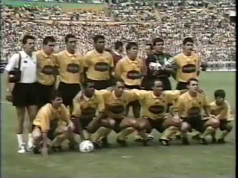 Resumen - Barcelona vs Universidad de Chile - Copa Libertadores 1996