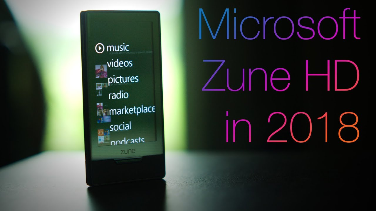 Zune hd 2018 review the last zune youtube youtube premium ccuart Image collections