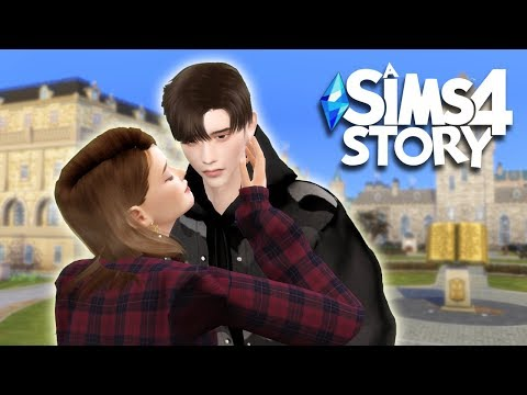 | SIMS 4  | UNIVERSITY LOVE STORY | POOR AND RICH|