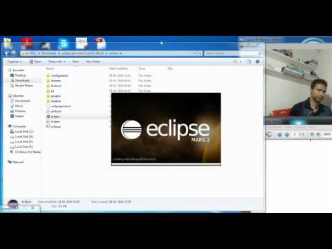 2 Java Programming -  Downloading Eclipse Java IDE Integrated DevelopmenT Environment(Hindi)