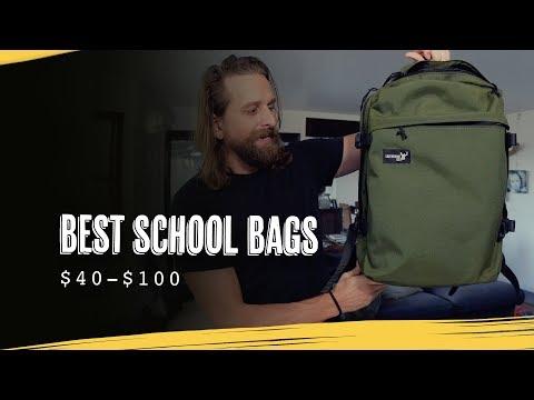 THE BEST SCHOOL BACKPACKS UNDER $100
