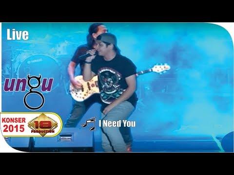 Live Konser ~ Ungu - I Need You @Baturaja 21 Februari 2015