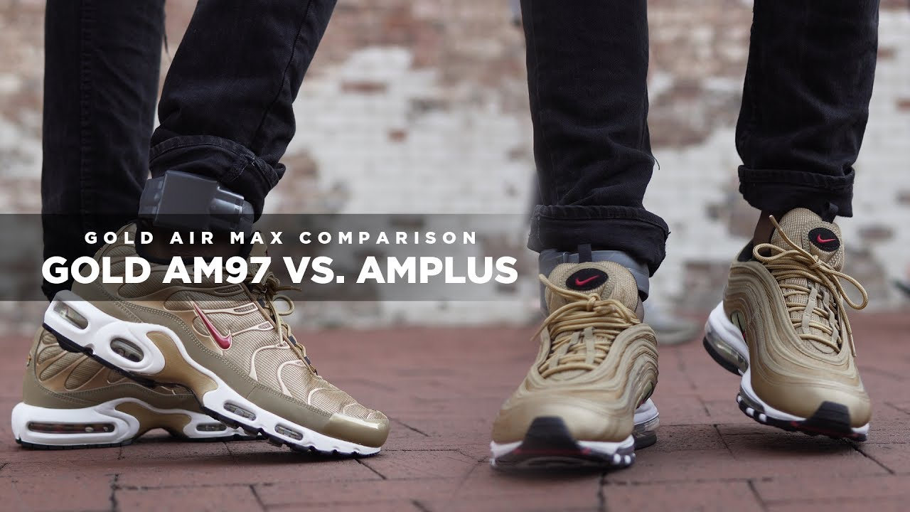 nike air max 95 vs nike tuned air max plus