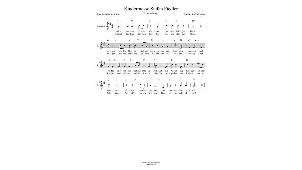 Gabenbereitung Lieder
