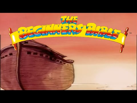 Noahs Ark, Moses & The Story of David and Goliath - The Beginners Bible