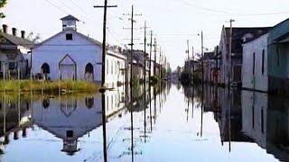 Hurricane Katrina - New Orleans Storm Surge