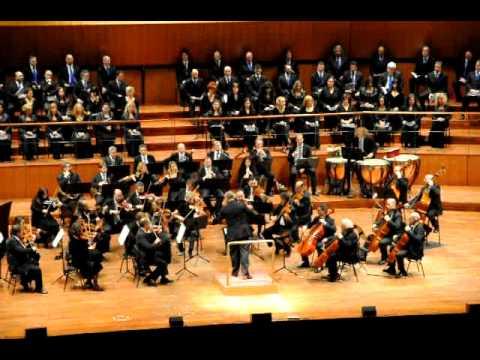 Concerto di Natale 2010 - Auditorium della Musica di Roma - Sala Santa Cecilia