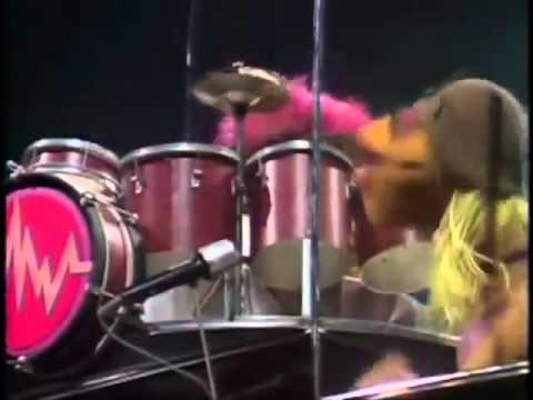 Muppets Animal Drums Happy Birthday