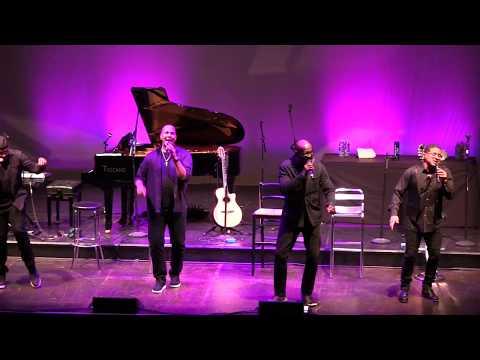 Take 6, Concerto Di Natale - Catania Jazz 15 Dicembre 2018 - Teatro ABC