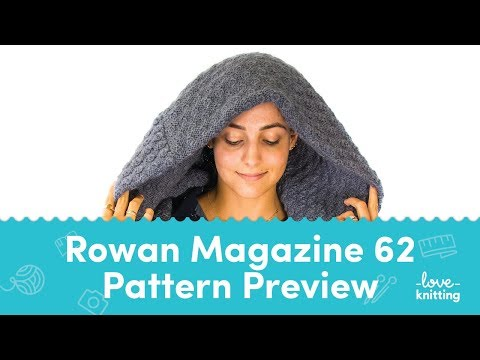 5 Patterns from Rowan's Magazine 62 | LoveKnitting