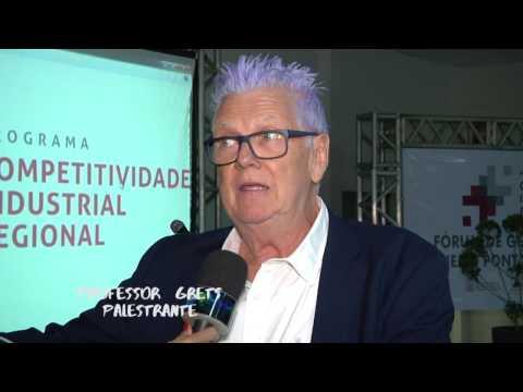 Competitividade Industrial Regional