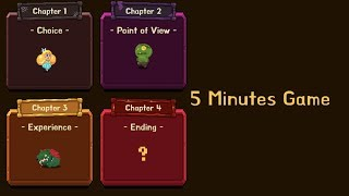 5 Minutes Game Gameplay | Android Simulation Game