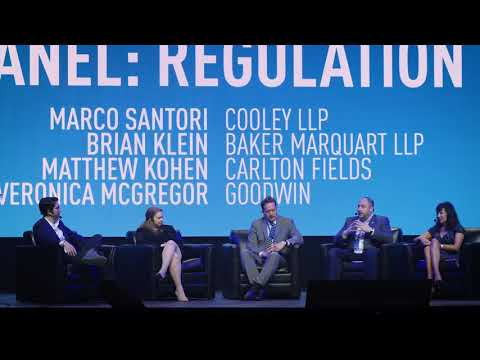 Regulation Panel - The North American Bitcoin Conference 2018