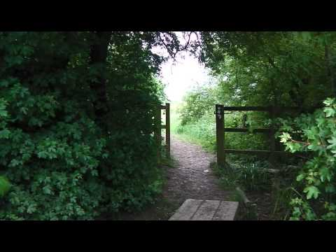 London loop section 16 - Elstree & Borehamwood  - High Barnet - Cockfosters - London jog