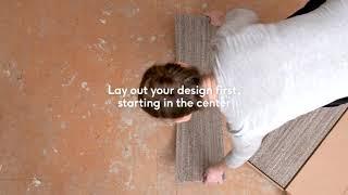Floorigami – Plank Install