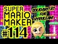 SUPER MARIO MAKER # 114 ★ Solidarität für Hyrulean! [HD60] Let's Play Super Mario Maker