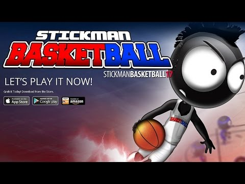 Stickman Basketball 2017 - Android Gameplay HD