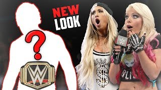 FORMER WWE CHAMPION SET TO RETURN WITH HUGE NEW LOOK (WWE RAW)