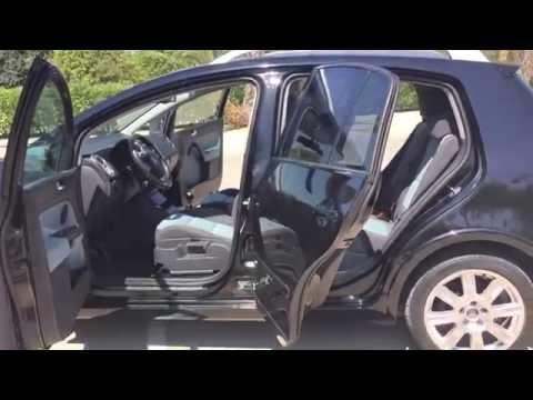 VW CROSS GOLF PLUS 1.9 TDI MPV 5DR LHD FOR SALE IN SPAIN