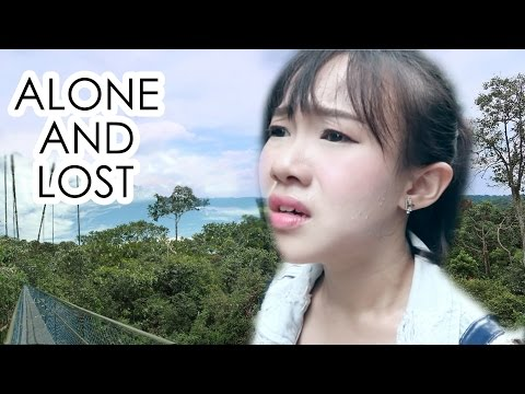 Lost And Alone At MacRitichie Reservoir Treetop Walk | EVALEE LIN
