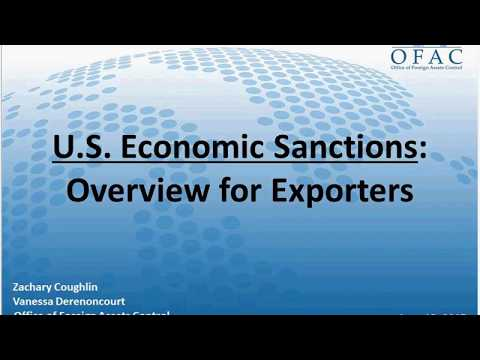 3. OFAC Overview