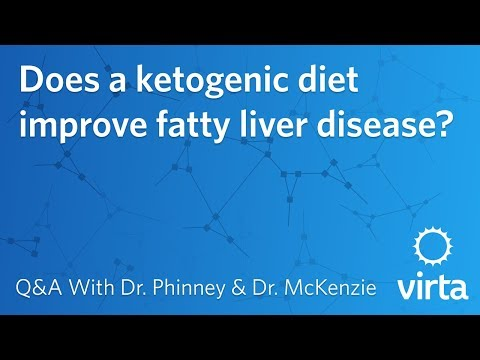 ketogenic diet liver fibrosis