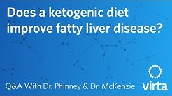 Dr. Stephen Phinney: Does a ketogenic diet improve fatty liver disease?