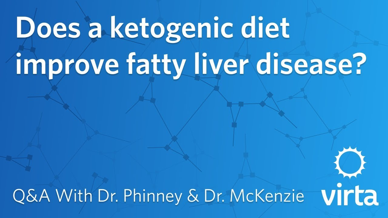 nonalcoholic fatty liver disease and ketogenic diets