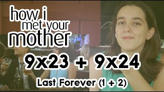HOW I MET YOUR MOTHER FINALE REACTION (9x23 + 9x24) l Last Forever