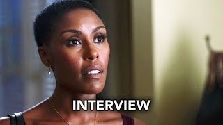 Black Lightning (The CW) Christine Adams Interview HD