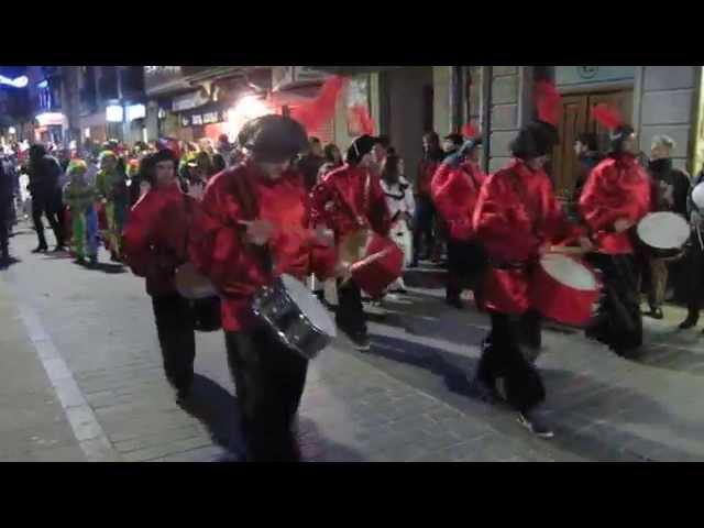Cabalgata de Reyes 2015, Sangüesa, Navarra