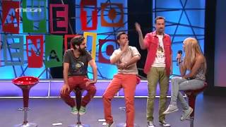 ΚΑΨΕ ΤΟ ΣΕΝΑΡΙΟ S2 / E07 (17/05/2013 ) » KAPSE TO SENARIO MEGA TV - Full Episode
