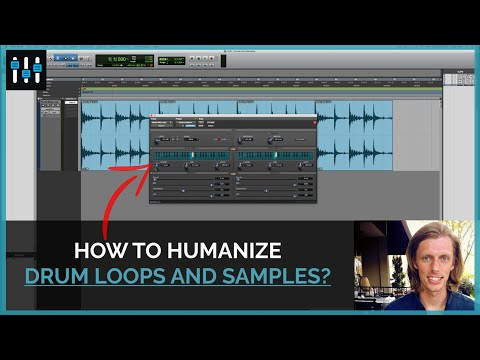 Tips for Humanizing Drum Loops and Samples